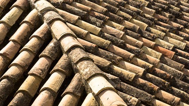 břidlicová střecha
