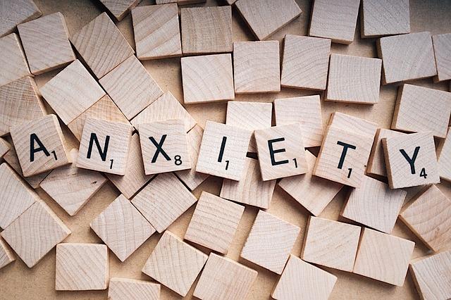úzkost